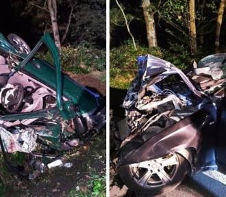 Tragiczny wypadek w Jankowicach pod Pszczyną