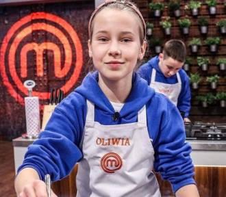 Oliwia Piech z Pszczyny w programie MasterChef Junior