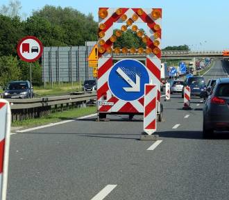 Uwaga kierowcy. Ruszył kolejny etap remontu na A4. Jak jeździć?