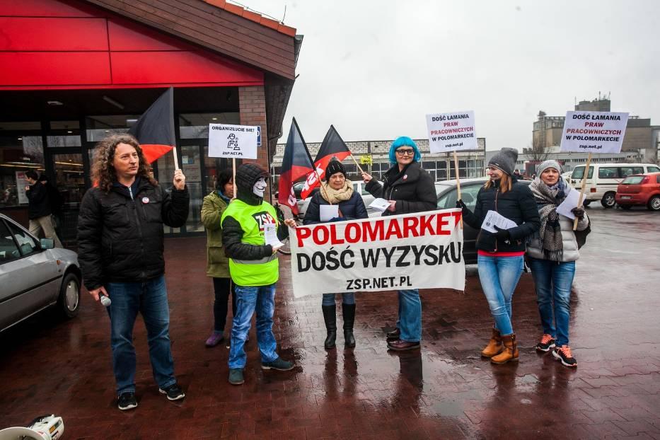 Protesty będą dotyczyły sprzeciwu wobec łamania praw pracowniczych