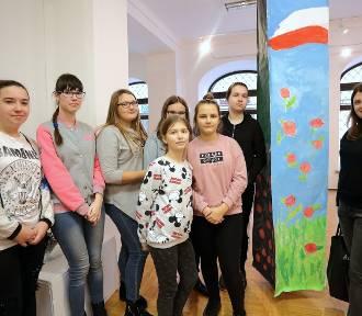 Filary niepodległości - wystawa w ODA w Piotrkowie [ZDJĘCIA]