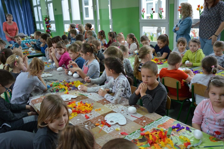 Przedszkolaki z Poddębic