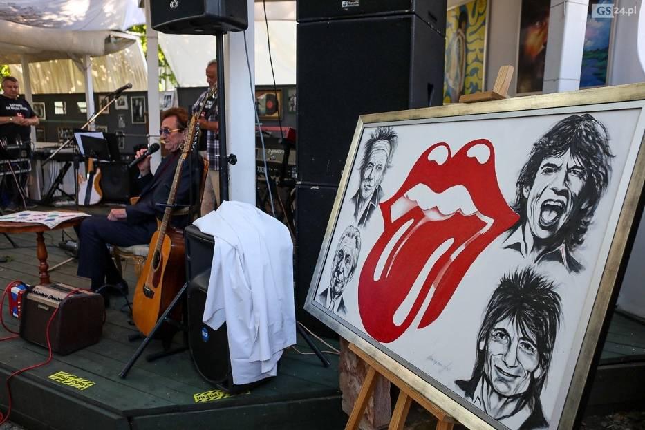 II Zlot fanów The Rolling Stones w Szczecinie