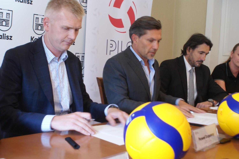 Mecz o Superpuchar Polski siatkarek odbędzie się w Kaliszu