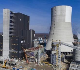 Tak Rafako buduje elektrownię w Jaworznie. Za ponad 4 mld zł! [ZDJĘCIA, WIDEO]