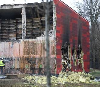 Pożar miejskiego archiwum. Skala zniszczeń jest ogromna
