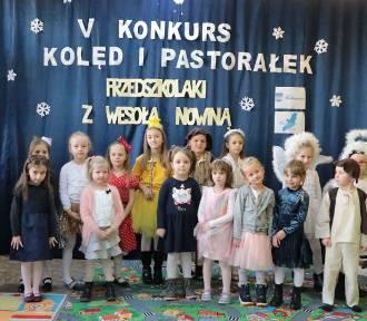 Konkurs kolęd i pastorałek w przedszkolu Jutrzenka