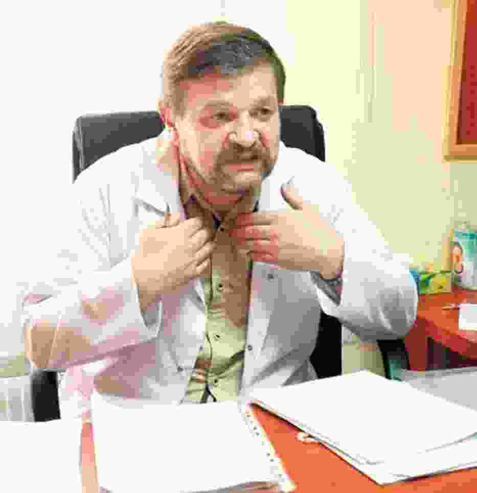 Dr Janusz Pająk:- Nie pozwolono mi operować, dyżurować, podawać środków przeciwbólowych