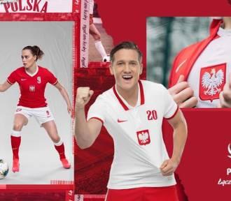Tak wyglądają nowe koszulki reprezentacji Polski