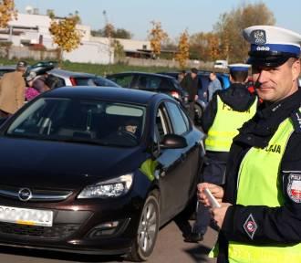 """Akcja """"Znicz"""": Policja przeprowadziła działania profilaktyczne [FOTO]"""