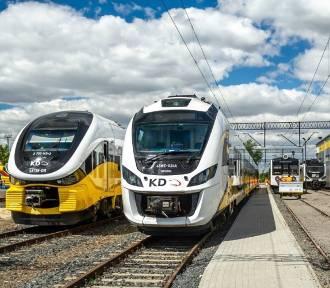 Koleje Dolnośląskie kupią pociągi hybrydowe. Będą jeździły na trasie Świdnica - Wrocław