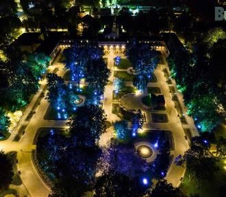 Buski Park Zdrojowy prawie gotowy. To najładniejszy obiekt w Polsce? ZDJĘCIA