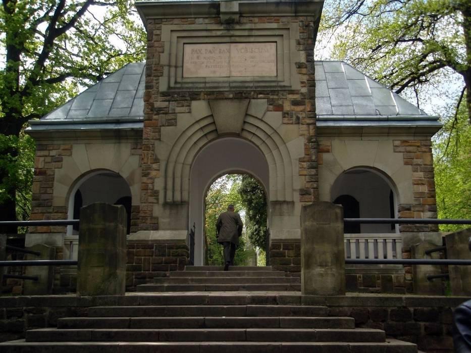 Cmentarz z I wojny światowej nr 91 na Wzgórzu Korczak w Gorlicach