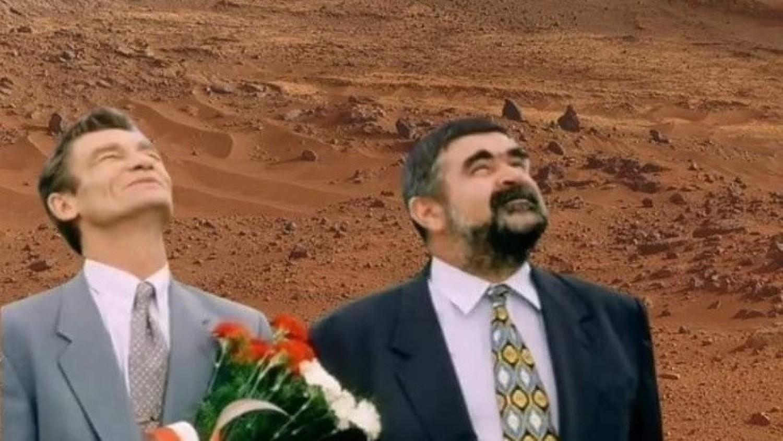 Lądowanie łazika Perseverance na Marsie. Internet komentuje misję NASA [MEMY]