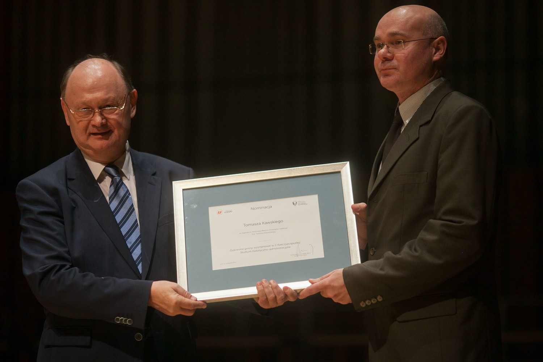 Gala wręczenia nagrody im. prof. Tadeusz Kotarbińskiego