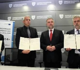 Suchy Las, Dominowo i Krotoszyn otrzymały ponad 17 mln zł z WRPO na inwestycje transportowe