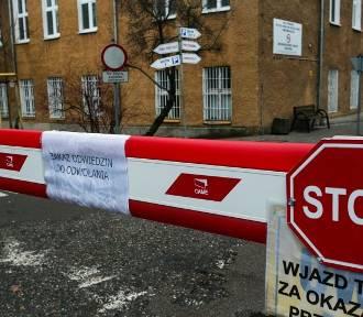 Odra w szpitalu MSWiA przy ul. Jagiellońskiej w Szczecinie. Sytuacja opanowana?