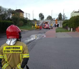 Wypadek w Chodzieży. Wstrzymany ruch pociągów na linii Piła - Poznań