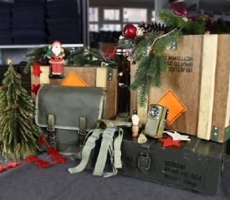 Prezenty świąteczne dla fanów militariów. Co sprzedaje Agencja Mienia Wojskowego?