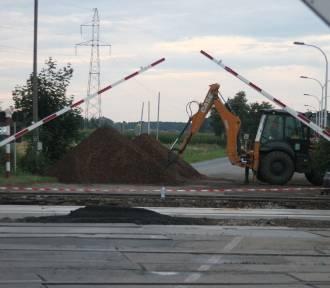 Remont przejazdu kolejowego na ul. Raszkowskiej. Ruch kołowy wstrzymany do sierpnia