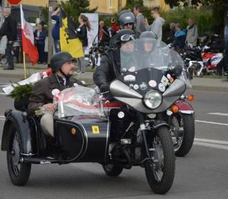 Po raz drugi rajdem motocykliści uczcili pamięć ofiar w lasach piaśnickich [ZDJĘCIA, WIDEO]
