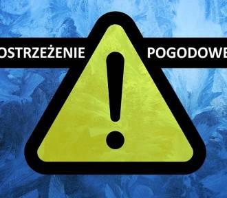 Wydano ostrzeżenie II stopnia dla całej Wielkopolski