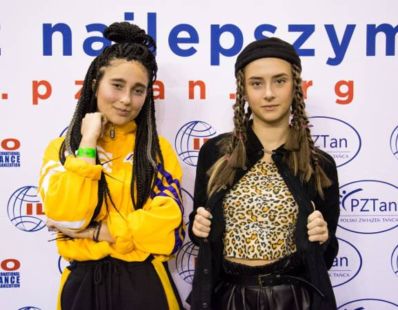 Diana i Alexsandrina z Rosji.