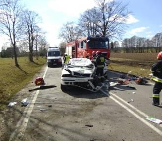 Tragiczny wypadek w Zielonce. Zginął kierowca