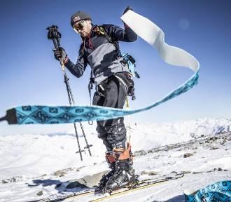 Andrzej Bargiel zdobył dziewiczy szczyt Yawash Sar II i zjechał z niego na nartach