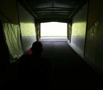 Podróż po stadionie GKS Katowice sprzed lat