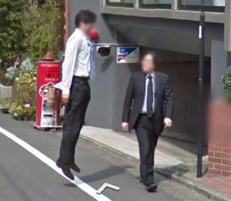 Nic się nie ukryje przed kamerą Google Street View! [MNÓSTWO NOWYCH ZDJĘĆ]