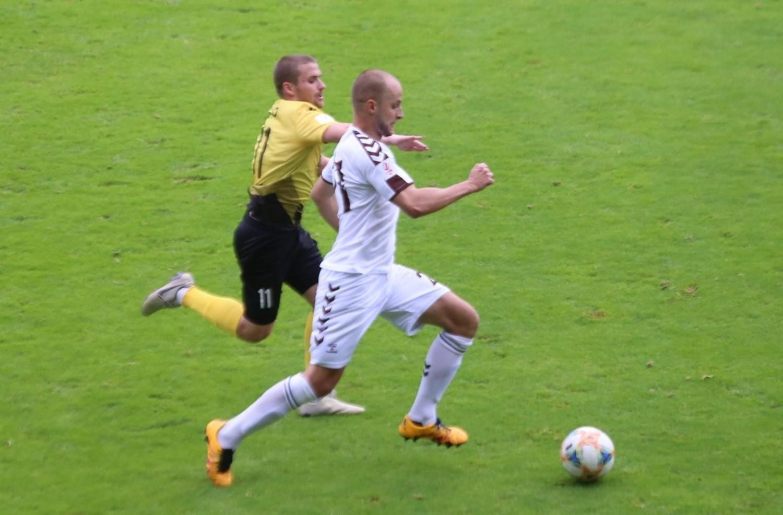 Garbarnia Kraków wygrała z GKS Katowie 1:0 i awansowała do II rundy PPZobacz kolejne zdjęcia