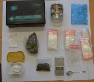 KPP Chodzież. Areszt dla handlarza narkotyków