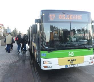 Autobusy MZK w sylwestra jeżdżą krócej. Sprawdź rozkład jazdy
