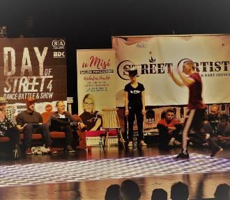 Blisko 200 tancerzy z całej Polski i Francji na Day of Street - dance battle&show w Brodnicy