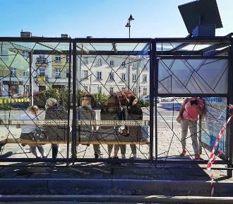 Zielone przystanki w Kaliszu. Cztery z nich staną w centrum miasta. ZDJĘCIA