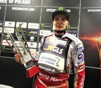 Patryk Dudek liderem Grand Prix. Był trzeci na PGE Narodowym