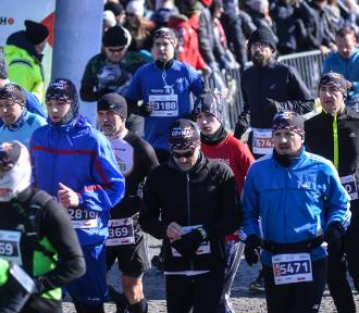 Będzie rekord frekwencji? Trwają przygotowania do półmaratonu w Gdyni