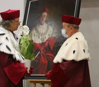 Uniwersytet Śląski zainaugurował rok akademicki. Skromniej i w węższym gronie