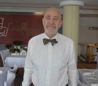 Adam Gessler twarzą restauracji w Tarnowie [ZDJĘCIA]
