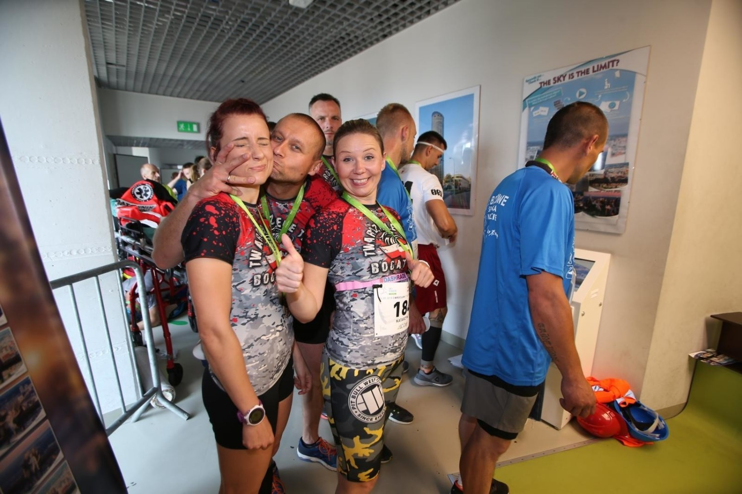 Sky Tower Run 2018