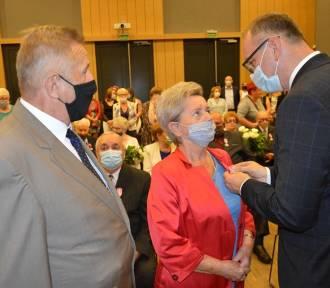 Zduńska Wola. Medale za 50 lat wspólnego życia ZDJĘCIA