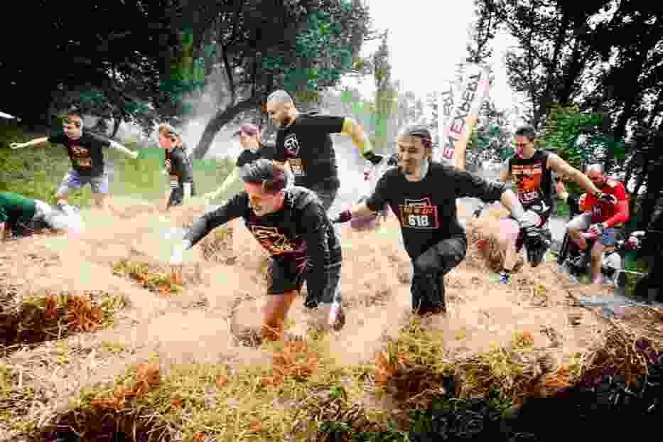 Men Expert Survival Race we Wrocławiu