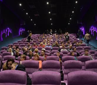 Pierwszy seans w nowym kinie (zdjęcia)