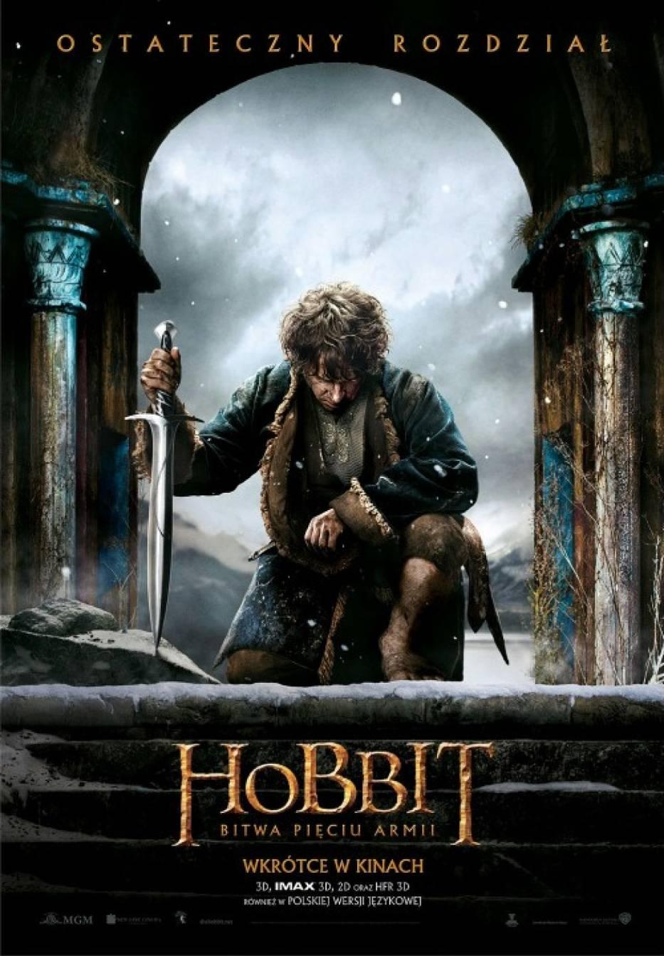 """""""Hobbit. Bitwa pięciu armii"""""""