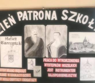 Dzień Patrona Liceum im. Stefana Garczyńskiego w Zbąszyniu