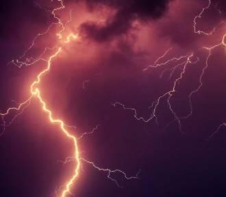 IMGW ostrzega przed burzami z gradem w Kujawsko-Pomorskiem
