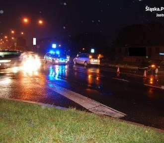 Jastrzębie-Zdrój: wypadek na skrzyżowaniu Al. Jana Pawła II z ulicą Kusocińskiego. Zderzyły