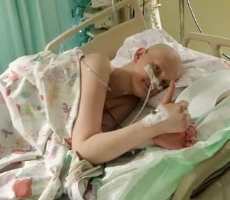 18-letni Michał z Oświęcimia, by żyć potrzebuje pomocy