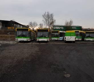 Takich autobusów MZK nie zobaczysz  już na ulicach Zielonej Góry